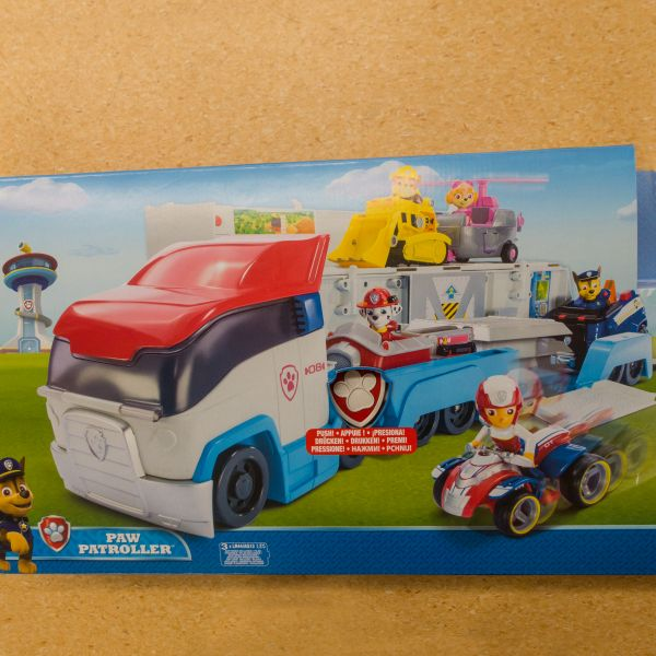Paw Patrol Spin Master Truck 2.0